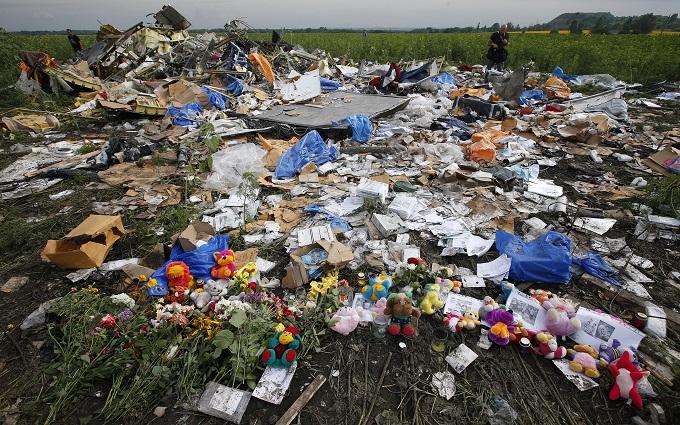 В России ответили на обвинения в причастности к катастрофе MH-17