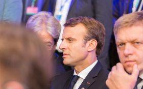 Макрон хоче оголосити надзвичайний економічний стан у Франції