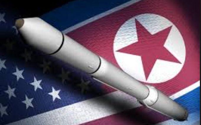 КНДР провела испытание баллистической ракеты