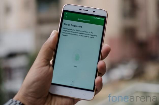 Компанія Coolpad представила стодоларовий смартфон Note 3 Lite зі сканером відбитків