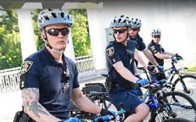 В Кривом Роге появился полицейский велопатруль: опубликовано видео