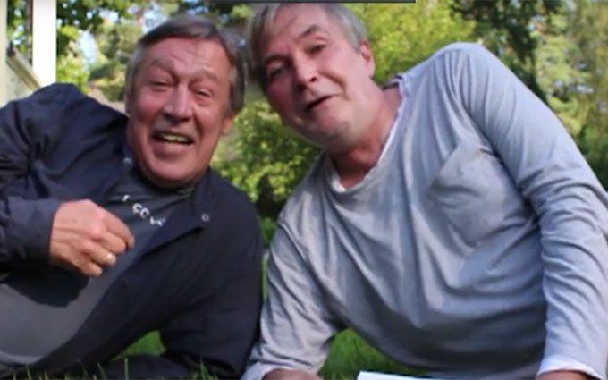 """За """"Квартал 95"""" і Зеленського заступилися друзі з Росії: опубліковано відео"""