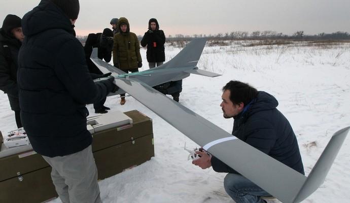 Крылатые истребители прошли испытание для ВСУ (5 фото)