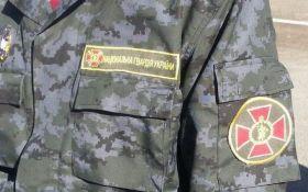 В Киеве боец Нацгвардии совершил самострел: появились подробности