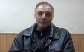 У Дніпрі спіймано шпигуна ДНР: з'явилися фото і відео