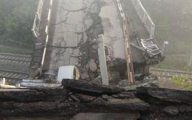 В сети показали видео взорванного стратегического моста между Хрустальным и Луганском