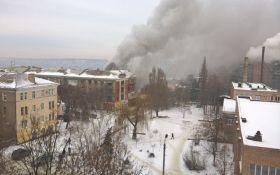 В центре оккупированного Луганска прогремел взрыв: появились фото и видео