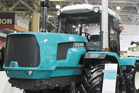 Volvo і Харківський тракторний завод уклали контракт (1)