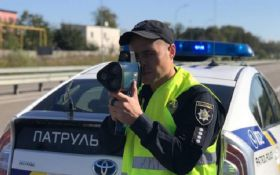 Полиция начинает наказывать за превышение скорости: какие штрафы