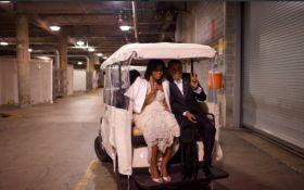 Мішель Обама отримала зворушливе привітання від чоловіка: з'явилося фото