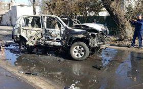 Вбивство полковника СБУ на Донбасі: з'явилося відео закладки бомби
