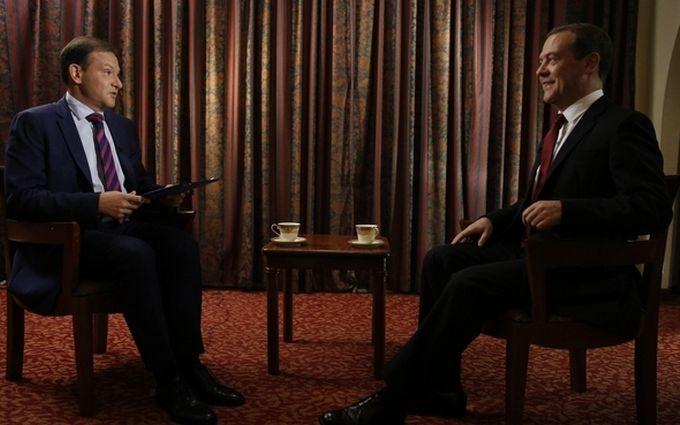 Прем'єр Росії підірвав соцмережі новою заявою