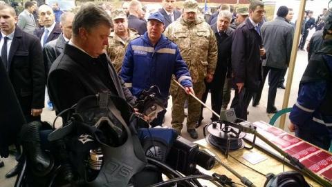 На Михайлівській площі у Києві відкрилась виставка сучасних озброєнь (12 фото) (3)