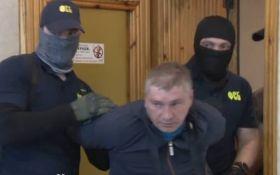 ФСБ РФ затримала в Криму військового-зрадника України: опубліковані відео