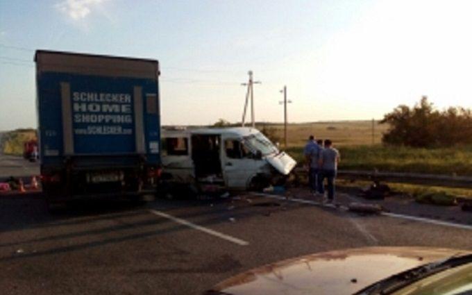 Трагічна ДТП з українцями сталася в Росії, є загиблі: з'явилося фото