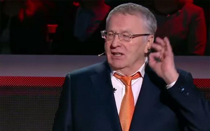 Жириновский размечтался о Киеве и разделе Украины с Германией: появилось видео