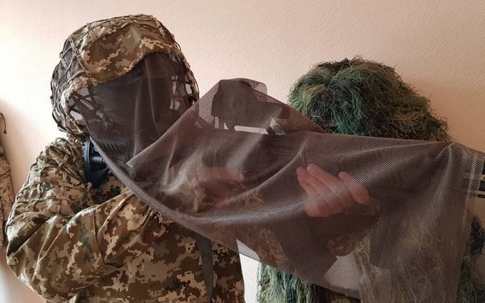 Українські військові отримали нове маскувальне екіпірування: опубліковані фото