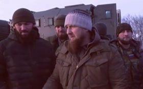 Бої в столиці Чечні: вбито 7 осіб, Кадиров показав нове відео