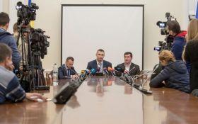 Кличко: благодарю ГПУ и МВД за сотрудничество в прекращении коррупции и мошенничества на двух КП Киева