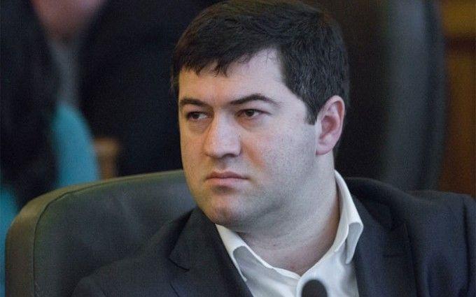 НАБУ отказало Насирову в выезде в США
