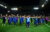 """""""Викинги"""" эффектно отпраздновали выход в четвертьфинал Евро-2016: опубликовано видео"""