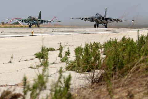 У РФ заявили, що за добу знищили 60 об'єктів ІДІЛ (1)