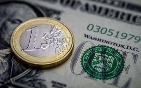 Курс валют на сьогодні 13 лютого: долар подешевшав, евро подешевшав