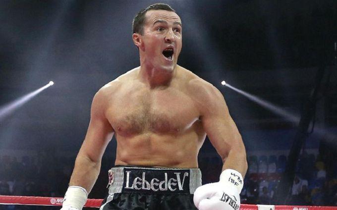 Российский боксер хочет драться с Усиком в Украине