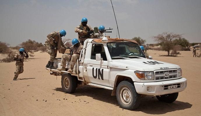 У базы ООН в Тимбукту взорвалась бомба