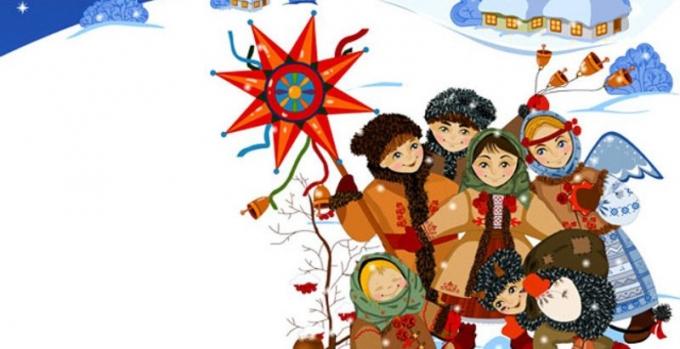 Красивые и веселые колядки на Рождество 2019: тексты песен для детей и взрослых (1)
