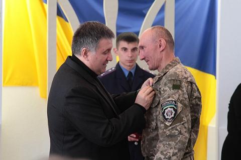 Аваков нагородив 57 правоохоронців, який брали участь у АТО (7 фото) (2)