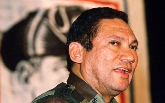 Помер панамський диктатор Мануель Нор'єга