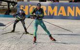 Украина показала хороший результат в эстафете на Кубке мира по биатлону