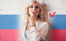 В России еще одна ведущая намерена баллотироваться в президенты