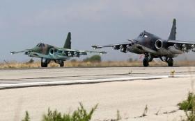 В России рассказали о выводе всех штурмовиков из Сирии