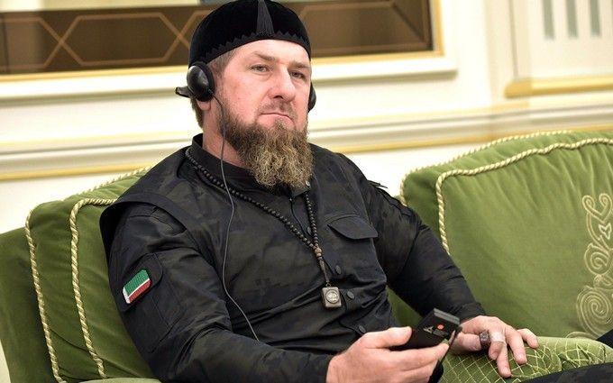 """Кадыров потребовал денег от ФБР за информацию о """"поваре Путина"""""""