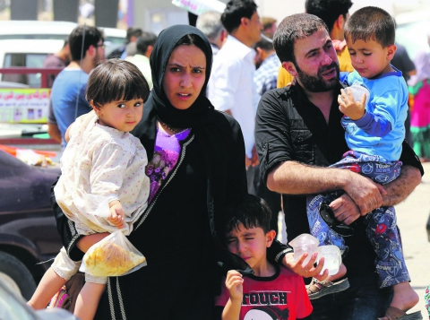 Більшість з тих, хто отримав статус біженців в Україні - сирійці - Міграційна служба