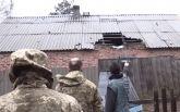Новый обстрел боевиками ДНР мирных жителей: появилось видео последствий