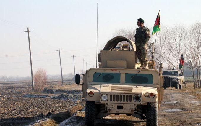Теракт вАфганистане забрал жизни 18 человек, двое изних— дети