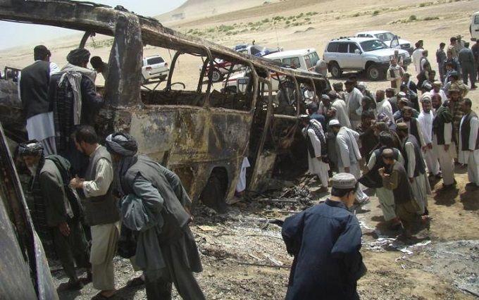 В Афганістані сталася масштабна ДТП, десятки загиблих: опубліковані фото