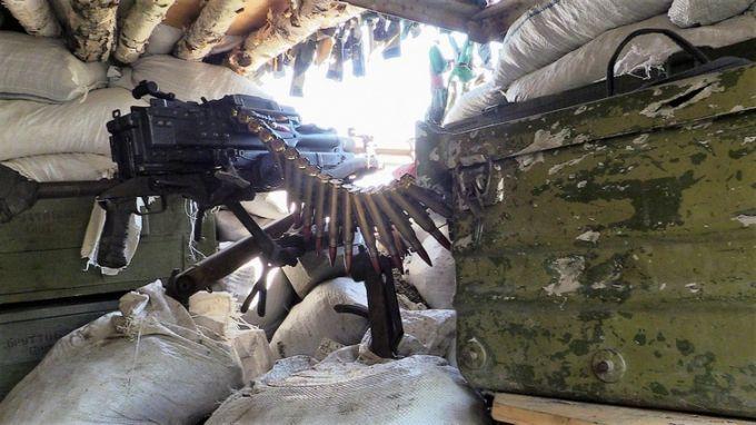 Ситуація в АТО напружена: постраждало п'ятеро бійців ЗСУ
