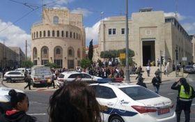 У центрі Єрусалима стався теракт, загинула дівчина: з'явилися фото і відео