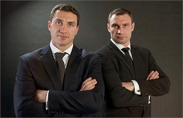 Братья Кличко будут баллотироваться в Верховную Раду