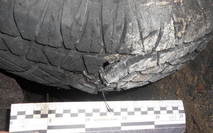 У Херсонській області підірвали машину чиновника: з'явилися фото