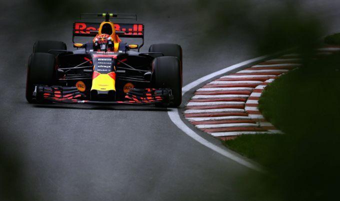 Ферстаппен стал победителем гонки Гран-при Малайзии