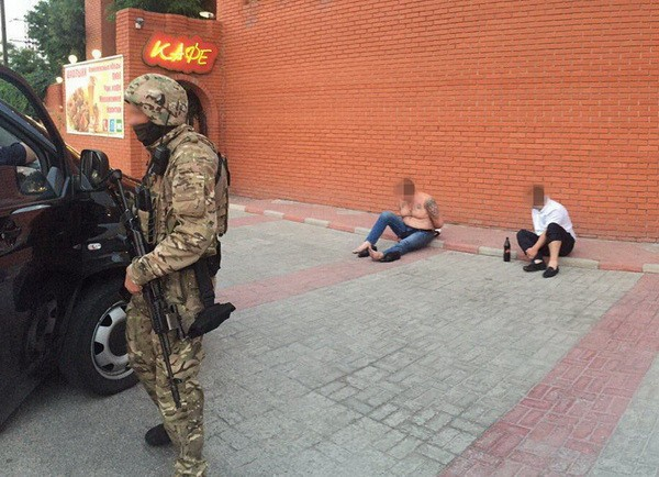 СБУ затримала банду кілерів: з'явилося яскраве відео (1)