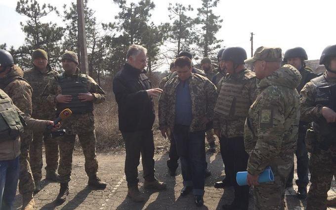 Руководитель МИД Люксембурга посетил Донецкую область