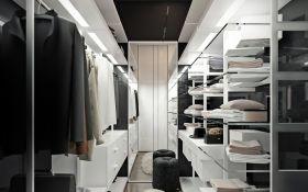 Гардеробная - не роскошь: 10 правил планирования идеальной комнаты