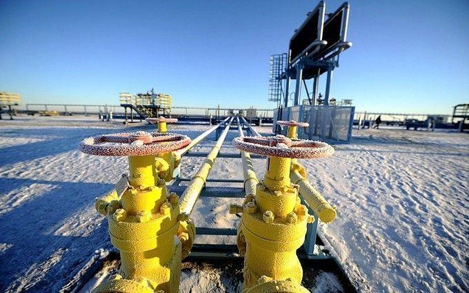 Україна різко наростила транзит російського газу