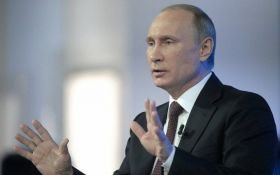 Путін скликав Раду безпеки через Томос для України